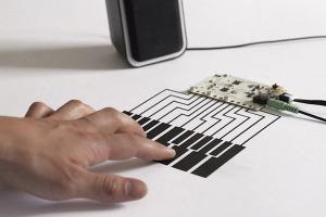 Touch-Board-Midi-Keyboard