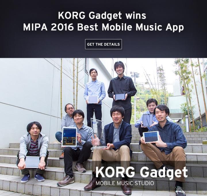 gadget award
