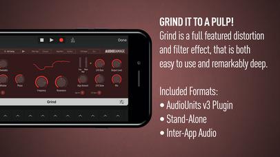 Grind iOS App