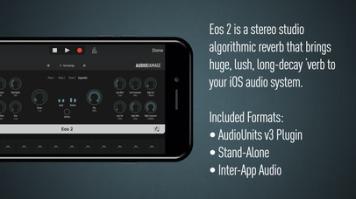 Eos iOS app AUv3