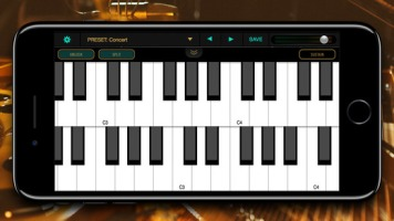 Ravenscroft Piano iOS app