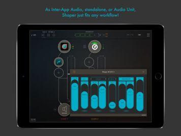 Shaper FX AUv3 iOS App