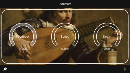 Plectrum iOS App